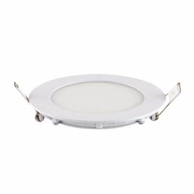 Светодиодный светильник врезной Slim-6 6W 4200К