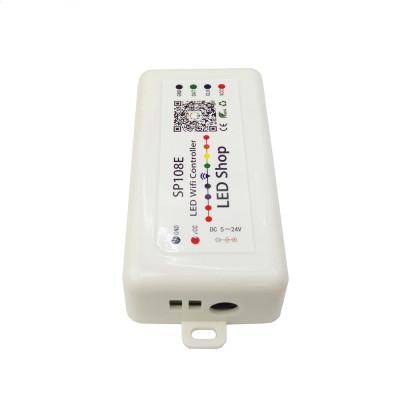 Контроллеры WiFi для пиксельной ленты SP108E (Управление со смартфона )