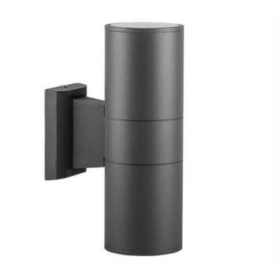Фасадные светильники FERON DH0702 серый