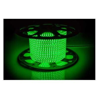 Светодиодная лента AVT-120B2835-220V-4W/m IP65 5mm зеленый (цена за 1 м)