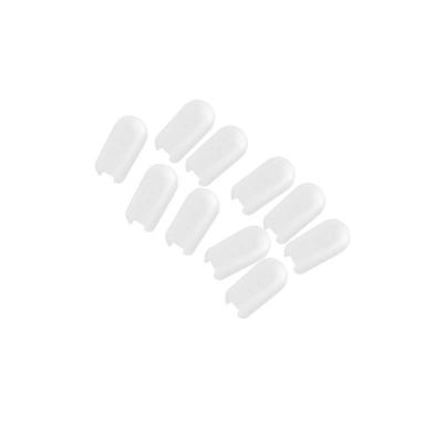 Заглушка для светодиодного неона 8x16 Silicone