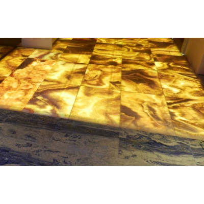 Cветодиодная лента smd 2835 120д/м IP20 AMBER/GOLD YELLOW (цена за 1 м)