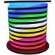 Неон 220В RGB
