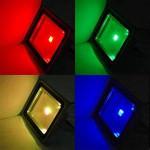Цветные прожекторы